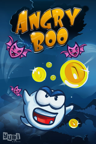 Angry Boo iPhone App Review