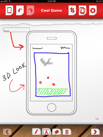 AppSketcher iPad App Review