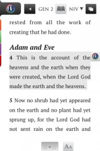 Bible360 for iPhone