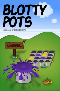 Blotty Pots for iPhone