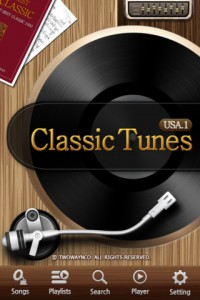 ClassicTunes for iPhone