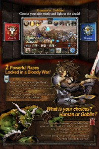Crystal War Bloodfield for iPhone