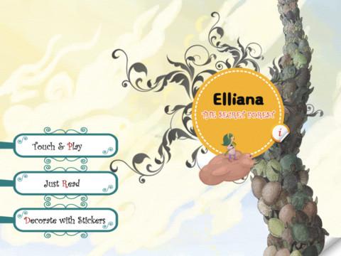 Elliana iPad App Review