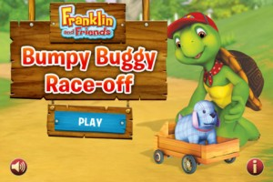 Franklin's Bumpy Buggy Race-Off