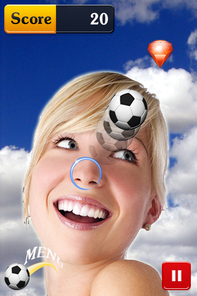 Noseball iPhone App Review