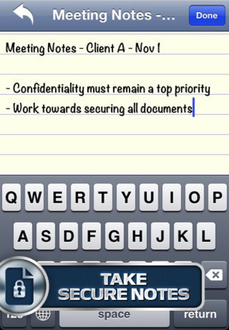 iFortress iPhone App Review