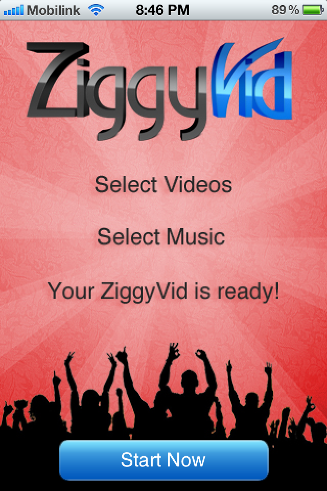 ZiggyVid iPhone App Review