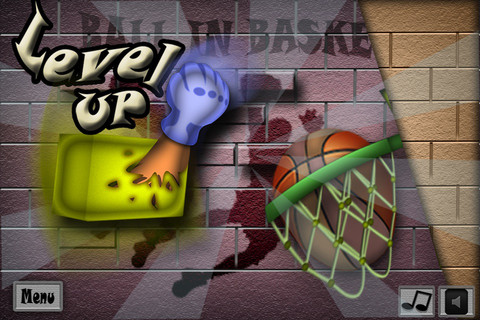 Ball in Basket iPhone App Review