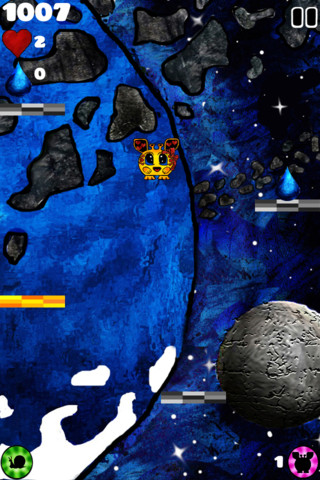 Cosmic Quest iPhone App Review