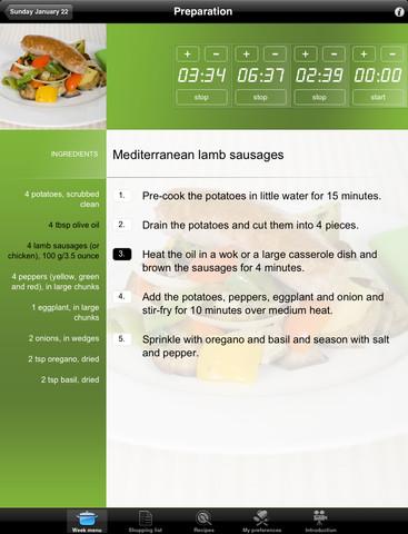 MealGuru iPad App Review