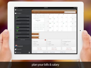 MoneyWiz for iPad