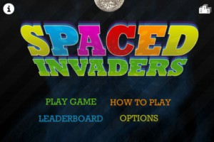 SpacedInvaders for iPhone