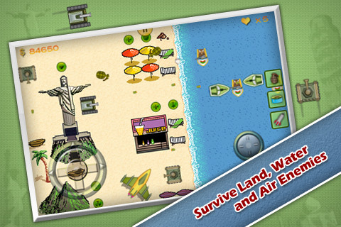 Tank-O-Mania iPhone App Review
