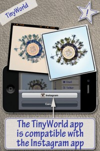 TinyWorld for iPhone