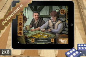 Backgammon Masters for iPhone