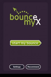 BounceMyX for iPhone
