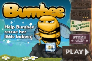 Bumbee for iPhone 1 300x200 Bumbee: How Far Can You Go?