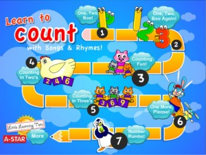 Learn To Count HD for iPad