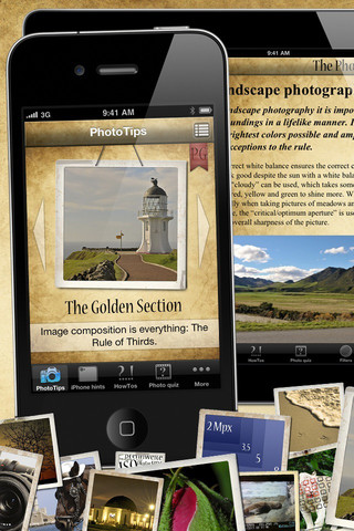 The Photo Guide iPhone App Review
