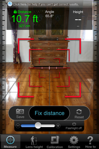 Measurement app