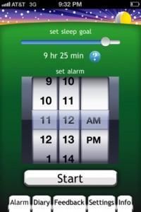 Proactive Sleep for iPhone