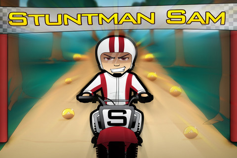 Stuntman Sam iPhone App Review