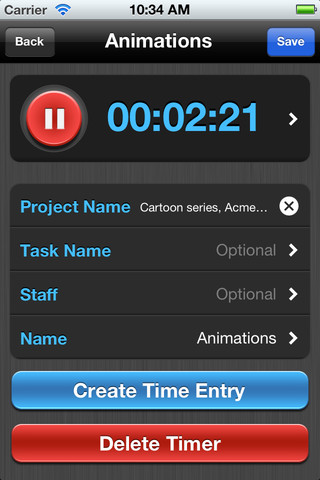 Team Time Tracker iPhone App Revie Team Time Tracker – Make Every Minute Count