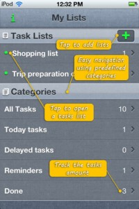 To Do Checklist for iPhone