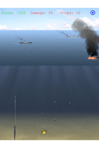 Torpedo Away! iPhone App Review