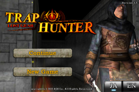Trap Hunter iPhone App Review