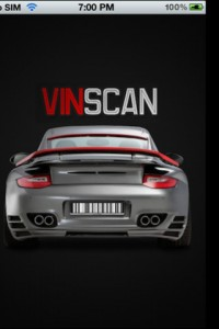 VinScan Barcode Scanner for iPhone