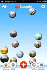 iGoBubble for iPhone