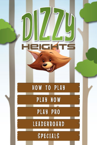 Dizzy Heights iPhone App Review