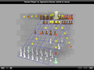 InCube Chess Mobile for iPad