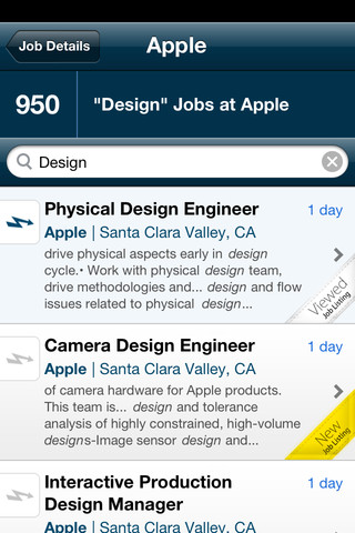 JobAware iPhone App Review