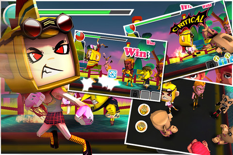 Lucky Fighter iPhone App Review