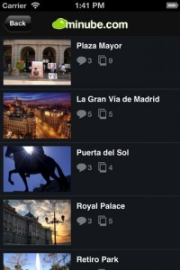 Madrid for iPhone