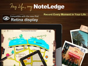 NoteLedge for iPad