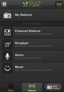 Saavn Music for iPhone
