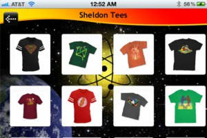 Sheldon Tees for iPhone