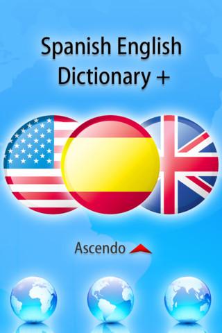 iphone spanish english dictionary app