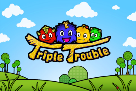 Triple Trouble iPhone App Review