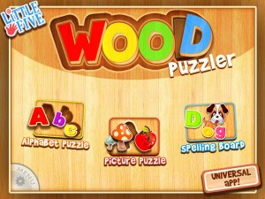 Wood Puzzler for iPad