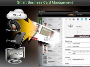 WorldCard HD for iPad