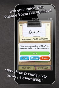 iCanSpend for iPhone