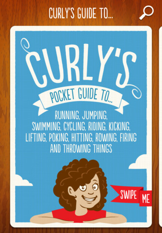 Curly's Pocket Guide to Sports iPhone App Review