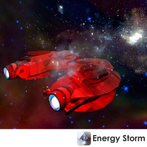 Energy Storm for iPhone