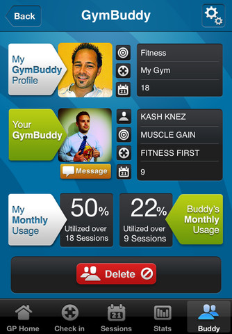 GymPush iPhone App Review