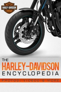 Harley-Davidson Encyclopedia for iPhone