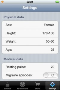 Hypnomatic for iPhone